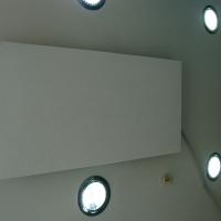 потолочные обогреватели −инфракрасный